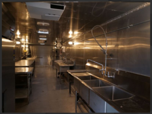 Temporary Kitchens Cold Prep For Rent Kitchen for leasing