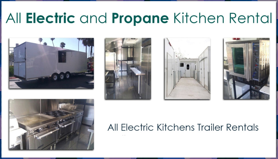 Electrical kitchen temporary kichens 123 all electrical kitchen propane